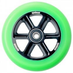 Anaquda Taipan 110mm Wheel - green/black