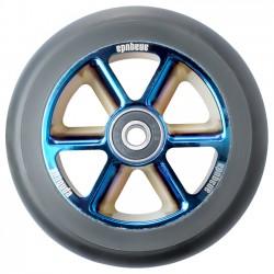 Anaquda Taipan 110mm Wheel - black/bluechrome