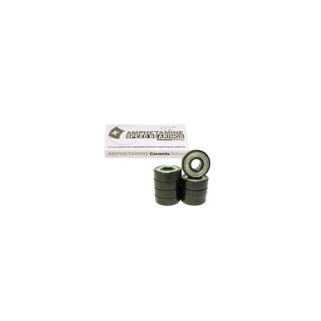 Amphetamine Ceramics Silver Bearings