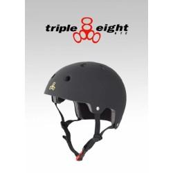 Triple Eight Brainsaver - schwarzŸ matt