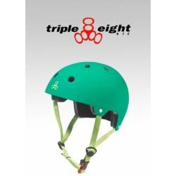 Triple Eight Brainsaver - grünŸ matt