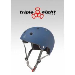 Triple Eight Brainsaver - navyŸ matt