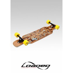 Loaded Tan Tien - Komplett Longboard