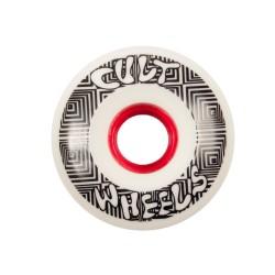 Cult Wheels Converter 85A 70mm - weiß