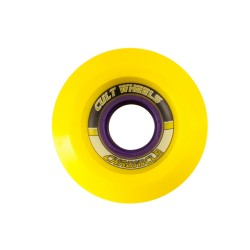 Cult Wheels Chronicle (Stoneground) 83A 65mm - Gelb