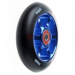 anaquda Spoked 100 + 2 ABEC9 - black/blue