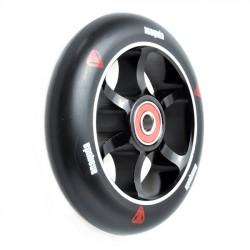 Anaquda Spoked 110mm Wheel - black/black